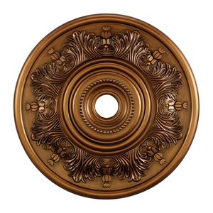 Lauderdale Medallion 30 Inch In Antique Bronze Finish by Elk Lighting