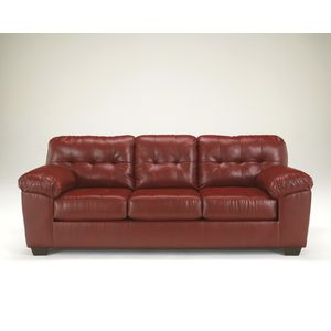 Alliston DB Sofa - Salsa by Ashley Furniture