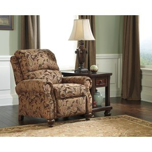 Hutcherson Low Leg Recliner - Harness by Ashley Furniture