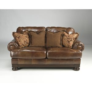 Hutcherson Loveseat - Harness by Ashley Furniture