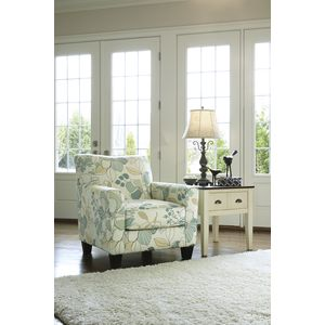 Daystar Accent Chair - Seafoam by Ashley Furniture