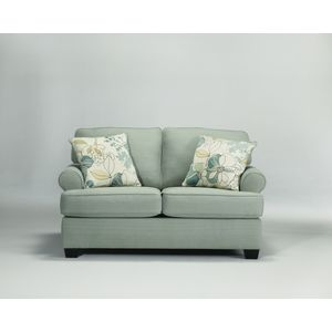 Daystar Loveseat - Seafoam by Ashley Furniture