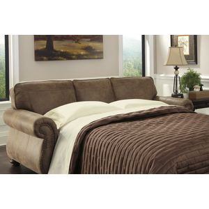 Larkinhurst Queen Sofa Sleeper - Earth by Ashley Furniture