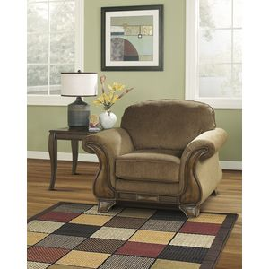 Montgomery Chair - Mocha by Ashley Furniture