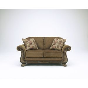Montgomery Loveseat - Mocha by Ashley Furniture