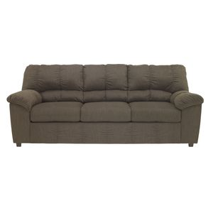 Zyler Sofa - Coffee by Ashley Furniture