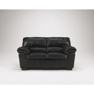 Commando Loveseat - Black by Ashley Furniture