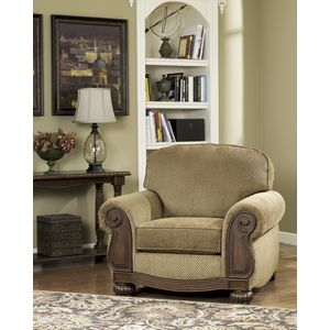 Lynnwood Chair - Amber by Ashley Furniture