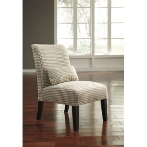 Annora Accent Chair - Caramel by Ashley Furniture