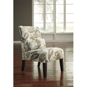 Annora Accent Chair - Paisley by Ashley Furniture