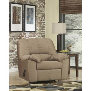 Dominator Rocker Recliner - Mocha by Ashley Furniture