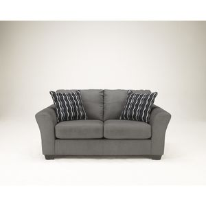 Lexi Loveseat - Cobblestone by Ashley Furniture