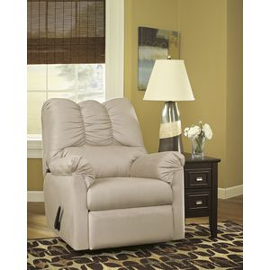 Darcy Rocker Recliner - Stone by Ashley Furniture