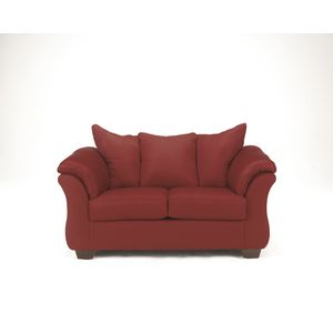 Darcy Loveseat - Salsa by Ashley Furniture