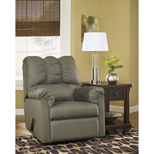 Darcy Rocker Recliner - Sage by Ashley Furniture