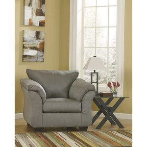 Darcy Chair - Cobblestone by Ashley Furniture