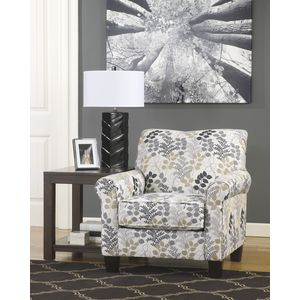 Makonnen Accent Chair - Charcoal by Ashley Furniture