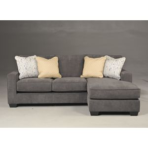 Hodan Sofa Chaise - Marble by Ashley Furniture