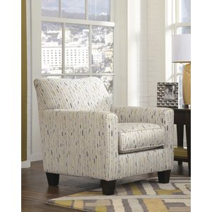 Hodan Accent Chair - Marble by Ashley Furniture
