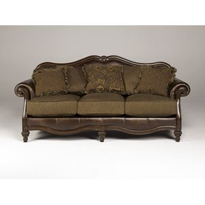 Claremore Sofa - Antique by Ashley Furniture