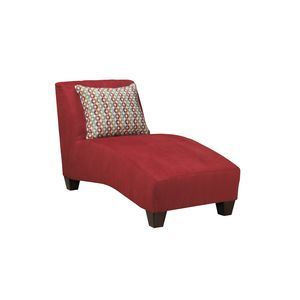 Hannin Chaise - Spice by Ashley Furniture