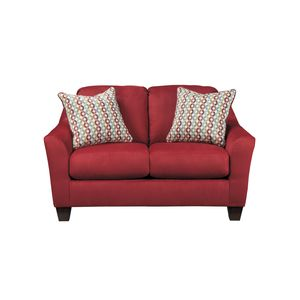 Hannin Loveseat - Spice by Ashley Furniture