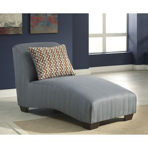 Hannin Chaise - Lagoon by Ashley Furniture
