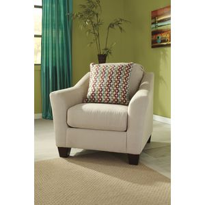Hannin Chair - Stone by Ashley Furniture
