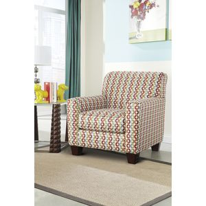 Hannin Accents Accent Chair -  Multi by Ashley Furniture
