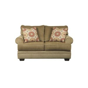 Sevan Loveseat - Sand by Ashley Furniture
