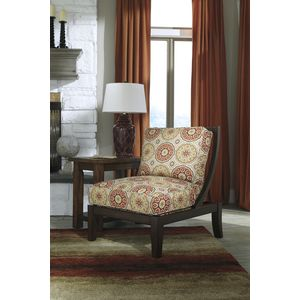 Sevan Accent Chair - Sand by Ashley Furniture
