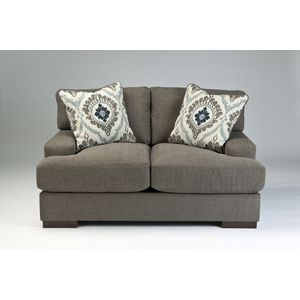 Carlino Mile Loveseat - Mineral by Ashley Furniture