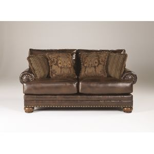 DuraBlend Loveseat - Antique by Ashley Furniture
