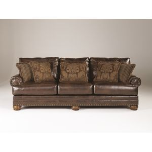 DuraBlend Sofa - Antique by Ashley Furniture