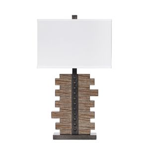 Sakina Poly Table Lamp by Ashley Furniture