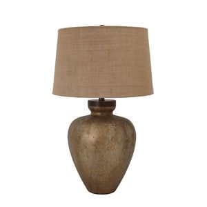 Table Lamp Glass (1/CN) by Ashley Furniture