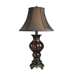 Donna Poly Table Lamp by Ashley Furniture