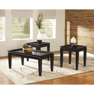 Delormy Occasional Table Set by Ashley Furniture