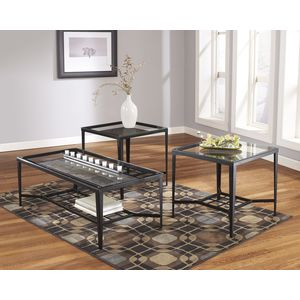 Calder Occasional Table Set by Ashley Furniture