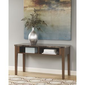 Theo Console Sofa Table by Ashley Furniture