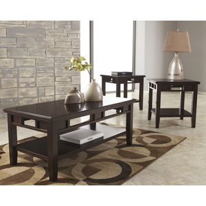 Logan Occasional Table Set by Ashley Furniture