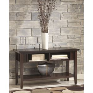 Logan Console Sofa Table by Ashley Furniture