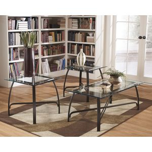 Liddy Occasional Table Set by Ashley Furniture