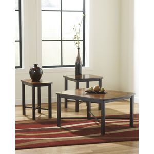 Fletcher Occasional Table Set by Ashley Furniture