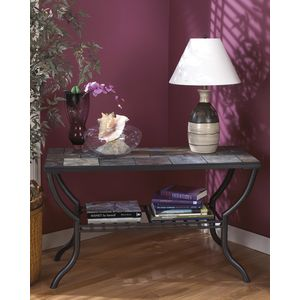 Antigo Sofa Table by Ashley Furniture
