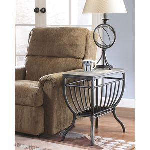 Antigo Chair Side End Table by Ashley Furniture
