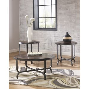 Ferlin Occasional Table Set by Ashley Furniture