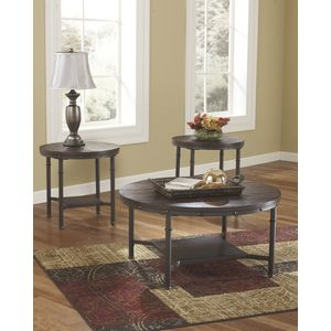 Sandling Occasional Table Set by Ashley Furniture