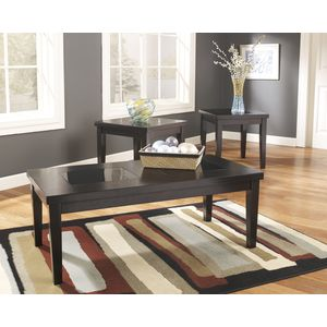 Denja Occasional Table Set by Ashley Furniture