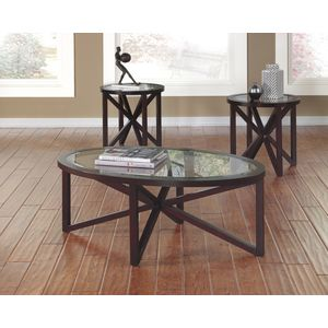 Sleffine Occasional Table Set by Ashley Furniture